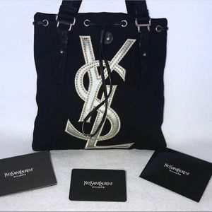 🍬Sweet!🍬 Authentic YSL Kahala Tote w/ Auth Cards